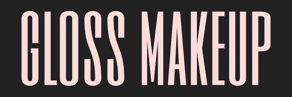GLOSS MAKEUP Logo Nude 1600x400