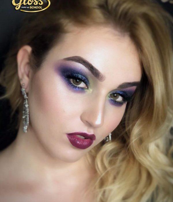 curso maquillaje nivel I