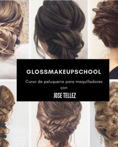 curso de peluqueria en glossmakeupschool