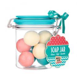 soap jar